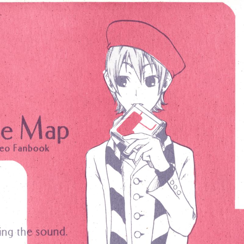 We found the Treasure Map